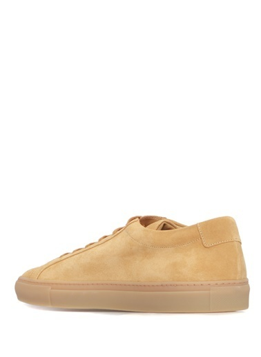 Common Projects Sneakers Krem